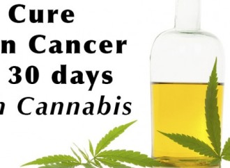 Skin Cancer Cured in 30 Days with Cannabis
