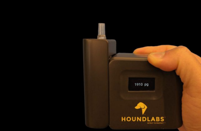 The marijuana breathalyzer: When will it hit the streets?