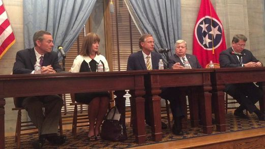 Tennessee Lawmakers Introduce Medical Marijuana Bill