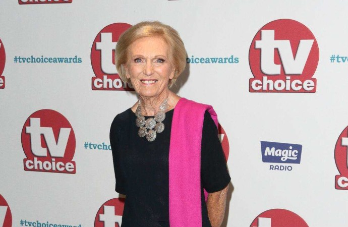 Mary Berry feels 'appalled' her name is being used to promote cannabis oil products