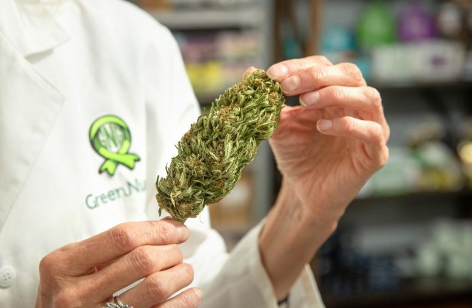 Number of medical marijuana patients reaches new high