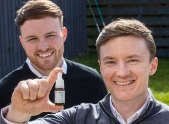 Mum tells how Paisley brothers' cannabis oil changed her life after years of pain