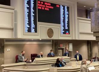 Medical marijuana bill returning to Alabama House with chance to pass
