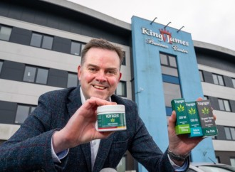 Perth cannabis oil firm Voyager plans stock market listing and Fife shop